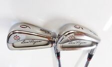 Set of 2 x Ben Hogan Edge C F T 5 & 6 Irons Apex 3 Regular Steel Shaft
