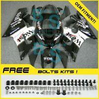 Fairings Bodywork Bolts Screws Set Fit Kawasaki Ninja ZX6R 2005-2006 33 E7