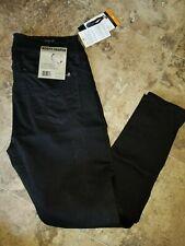 Womens Seven 7 Fawn Black Wash Booty Shaper SKINNY Legging Jeans Size 12