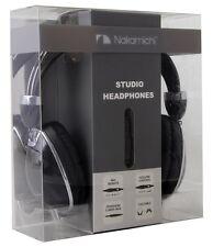 Nakamichi Studio Headphones NK900 - Black
