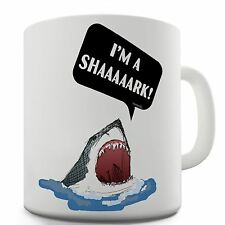 I'm A Shark Novelty Mug