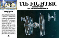 STAR WARS SW-2 1/72 TIE Fighter FINE MOLDS ACTION FIGURE MODEL KIT NEW