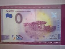 BILLET EURO SOUVENIR 2021-2 GOUEZEC ALLÉE COUVERTE