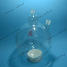 20L,20000ML,Round Bottom Glass Flask,Necks could be customized