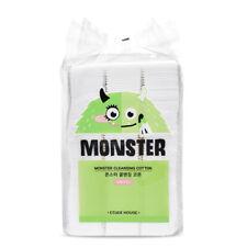 Etude House Monster Cleansing Cotton Pad Korean Makeup Korea Beauty Tool 408 Pcs