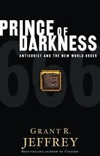 Prince of Darkness: Antichrist and the New World Order-ExLibrary