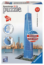 One World Trade Center 216 Pieza 3d Rompecabezas Ravensburger