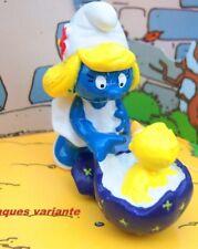 20489 schtroumpfette de Pâques Smurf pitufos puffo puffi  schtroumpf variante