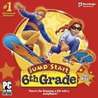 JumpStart - 6th Grade (CD-Rom, 2007)