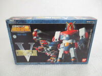 Soul of Chogokin GX-03 Combattler V Bandai Action Figure From Japan Used