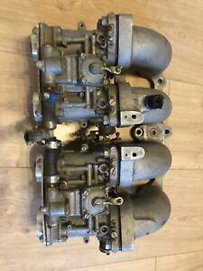 Weber Doppelvergaser Ford