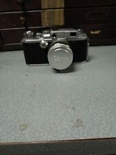Camera Canon.  II F     Rangefinder Screw Mount. With 2 Lents Canon 50:1.8....