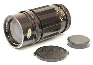 Auto Soligor 200mm F4 Lens For M42 Screwmount! Good Condition!
