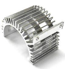 540 550 RC EP Motore Dissipatore di calore Argento in Lega Ventilato Lato