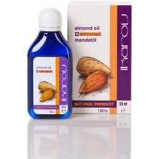 Pure Natural Essential Almond Oil 55ml for face skin hair nails Ikarov Natural
