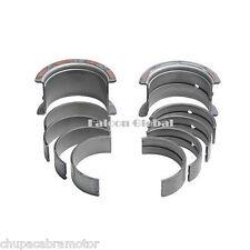 "Oldsmobile/Olds 371 394 Crankshaft Main Bearings Set 1959 1960 88 98 Super .010"""