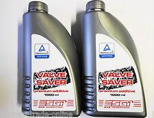 (EUR 8,50/L) 2 x LPG Autogas Valve Saver Premium-Additiv 1000ml