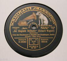 Nice Price: Chor d. Staatsoper Berlin, Oskar Fried - Spinnerchor / Jägerchor