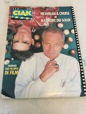 1987 02 - CIAK SI GIRA - A.3 N.2 - NEWMAN & CRUISE - IL COLORE DEI SOLDI - 1987