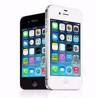 Apple iPhone 4S 8GB 16GB 32GB 64GB Factory Unlocked Smartphone Perfect Condition