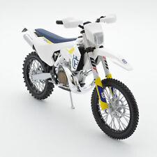 Husqvarna TEI 300 2-STROKE 1:12 Motocross Enduro Mx Toy Model Bike New Ray 2019