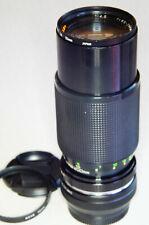 Kit de Lente Zoom 80-200mm Para Cámara OLYMPUS o PANASONIC MICRO 4/3... Eikor