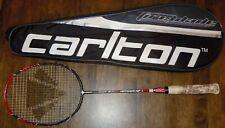 Carlton Fireblade 150 Superlite S-Lute Maximum Power Badminton Racquet W/ Case