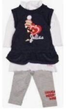 Paul Frank Small Paul Baby Girl's Dress Cardigan & Leggings 18Mths RRP£64 (1487)