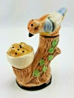 Vintage Bird Feeding Chicks In A Tree Salt and Pepper Shakers