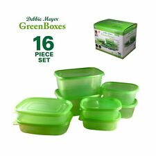 Debbie Meyer GreenBoxes, Food Storage Containers with Lids, Keep Fruits, Vege...