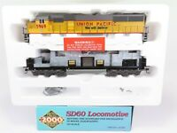 HO Scale Proto 2000 23514 UP Union Pacific SD60 Diesel Locomotive #5969