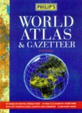 Philip's World Atlas and Gazetteer By Philip's