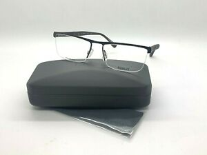 Authentic FLEXON E1112 210  Eyeglasses BROWN Frame 57-17-150mm TITANIUM