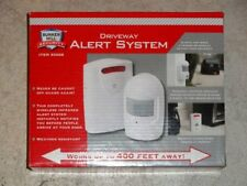 Battery Operated Wireless Driveway Alarm Alert Security System Bunker Hill 93068