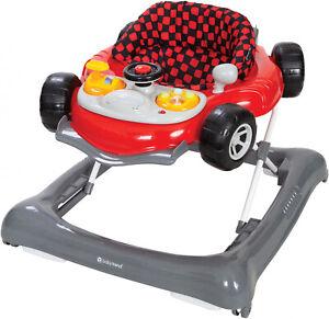 Activity Car Walker-Speedster Plant Based Babies Trend 5.0 Height Adjust New