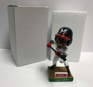 Ozzie Albies Mississippi Braves / Atlanta Braves 2017 Bobblehead Bobble Head SGA