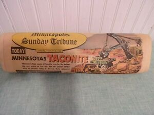 Minneapolis Sunday Tribune March 15, 1953 New in delivery package