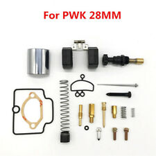 Motorcycle Carburetor Repair Kit 28mm For PWK KEIHIN OKO Carburetor Spare Sets