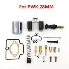 28mm Motorcycle Carburetor Repair Kit for PWK KEIHIN OKO Spare Jets Set Splendid