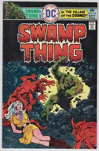 Swamp Thing 18 VFN+
