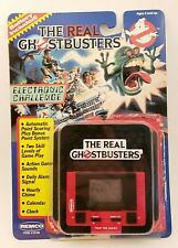 Vintage Ghostbusters Electronic Challenge 1988 REMCO Hand Held Game In Package