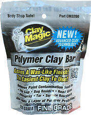Clay Magic POLYMER FINE Grade Clay Bar 200 Gram CM3200