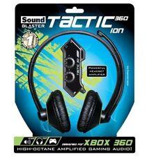 CREATIVE XBOX 1One 360 PC MAC - SoundBlaster Tactic 360 ION Gaming Headset d71157d76ed9