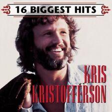 Kris Kristofferson - 16 Biggest Hits [New CD]