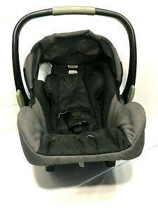 Britax B-Safe TM Infant Car Safety Seat w/ Base Gray & Black 4-22 lbs