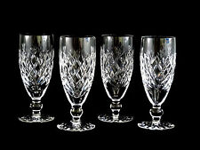 Waterford Crystal Donegal Champagne Flutes Glasses