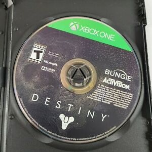 Destiny 1 (Xbox One) Disc Only Video Game Tested