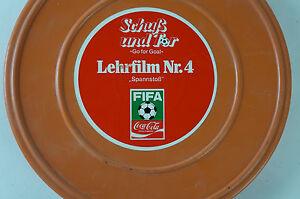 "Coca Cola FIFA ""Go For Goal"" Fussball Lehrfilm 1977 Werbung 16mm Teil 4"