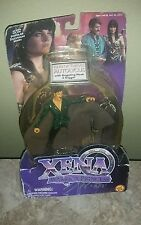 Xena: King of Thieves AUTOLYCUS w/ Grappling Hook & Dagger, Item # 42016