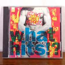 Red Hot Chili Peppers What Hits!? Hard Rock 18 Tracks CD 92 EMI Playgraded M-